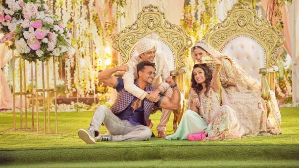"""Baaghi 3"" Wedding Song Is Just In Time For The Season"
