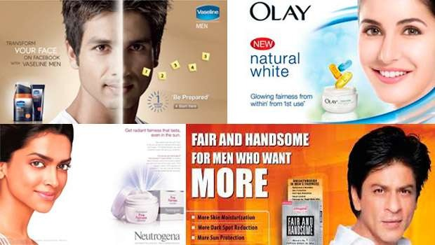 Fairness cream ad ban