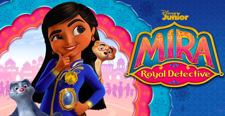 """Exclusive - Disney's """"Mira, Royal Detective"""" Choreography Featurette Featuring Nakul"""