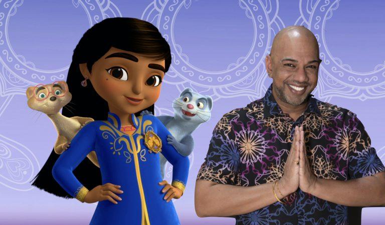 "Exclusive – Disney's ""Mira, Royal Detective"" Choreography Featurette Featuring Nakul Dev Mahajan"