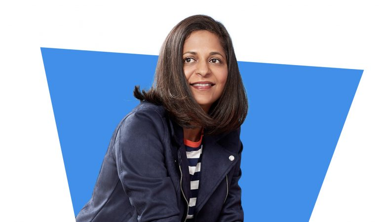 Sonia Syngal Becomes The First Indian-Origin Female CEO Of GAP Inc.