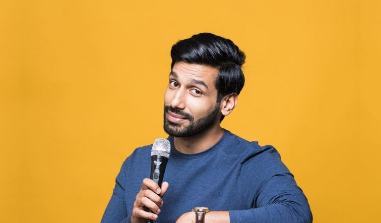 First Look With Neha – 'Yours sincerely, Kanan Gill' On Netflix