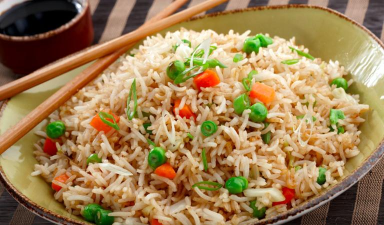 Whip It Up Wednesdays – Shweta's Vegetable Fried Rice