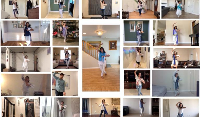 27 Bay Area Dancers Release Social Distancing Dance Video For Mental Health