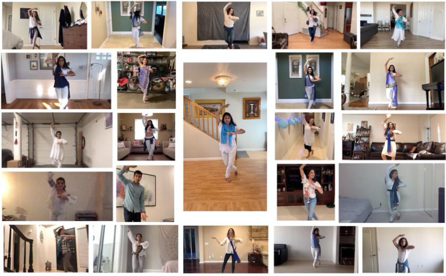 social distancing dance