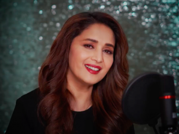 Madhuri Dixit Candle