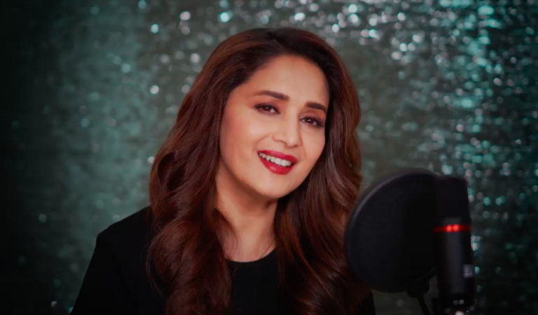 Madhuri Dixit Dedicates Debut Single 'Candle' To COVID-19 Frontline Warriors