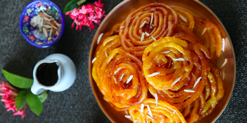 Jalebi recipe by Shweta