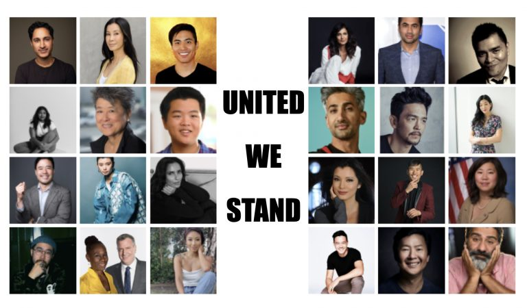 United We Stand – Virtual Event For AAPI Against Bullying And Hate