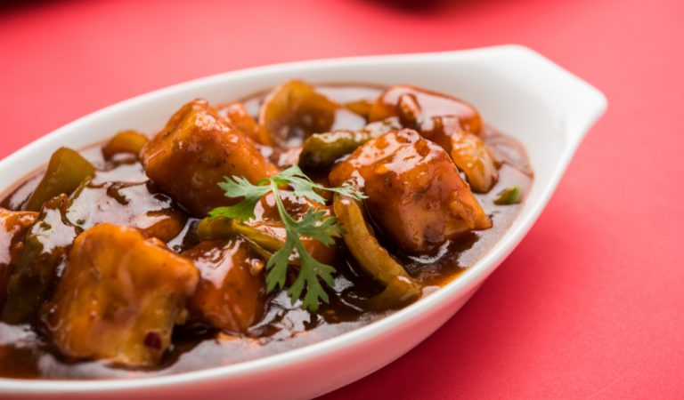 Whip It Up Wednesdays – Shweta's Chilli Paneer Gravy