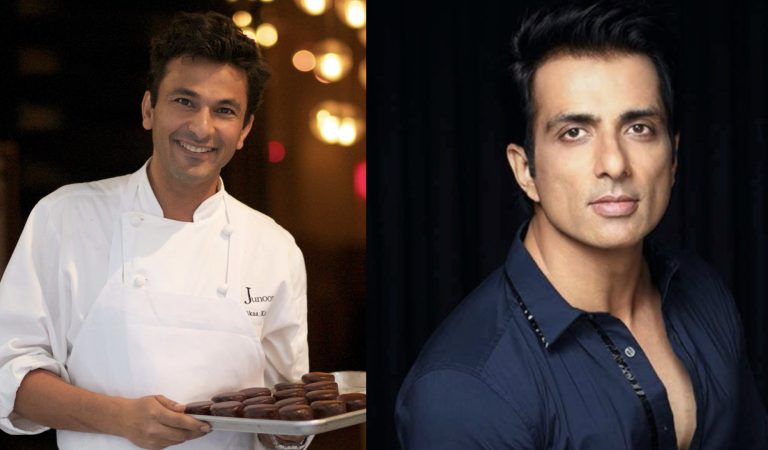 Chef Vikas Khanna & Bollywood Actor Sonu Sood Become Real Heroes During COVID Lockdown