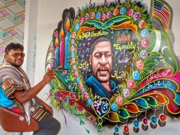 Truck Artist Haider Ali