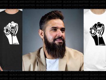 Modern Wall Art - Unity T-shirts