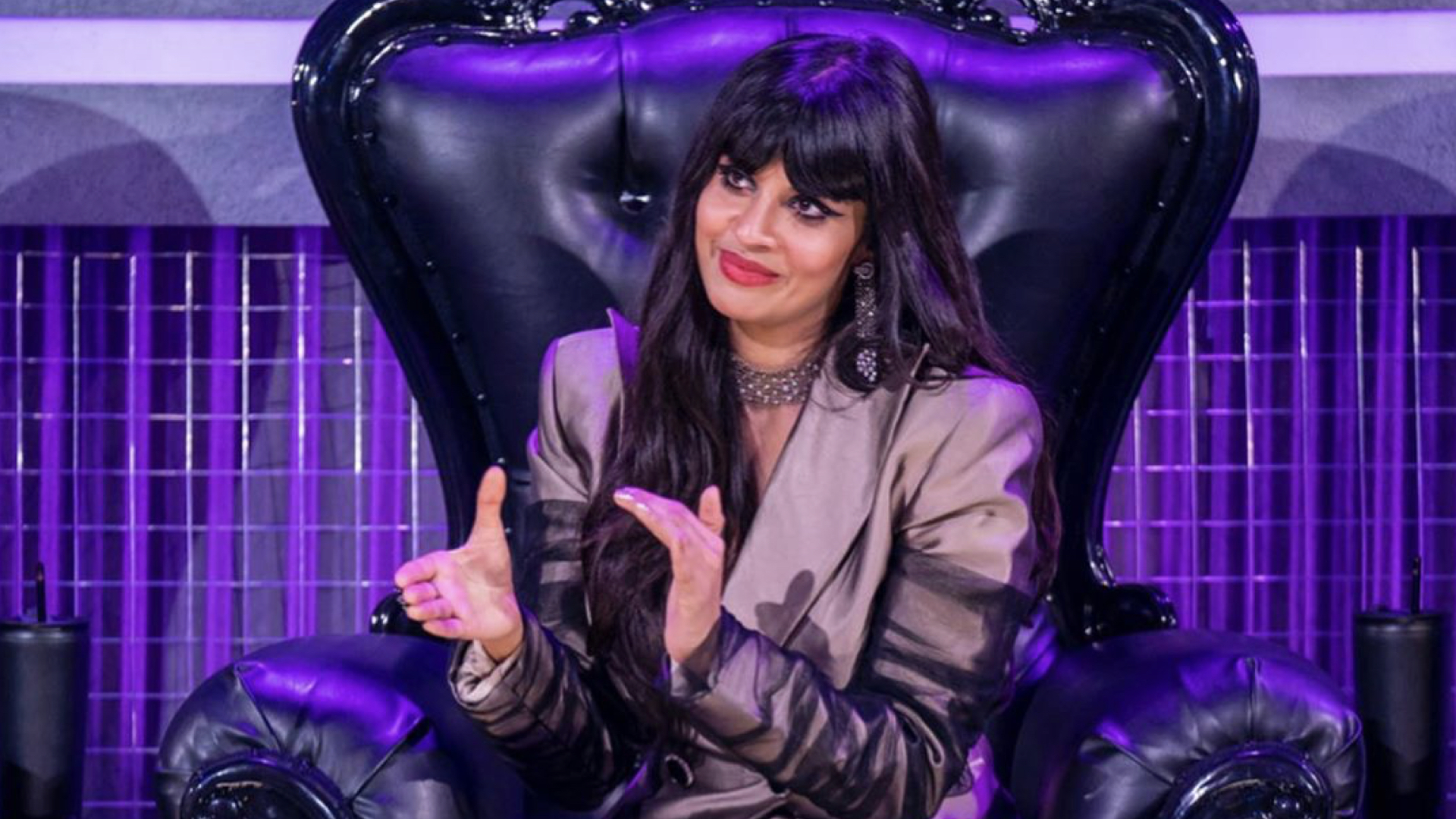 Legendary Jameela Jamil